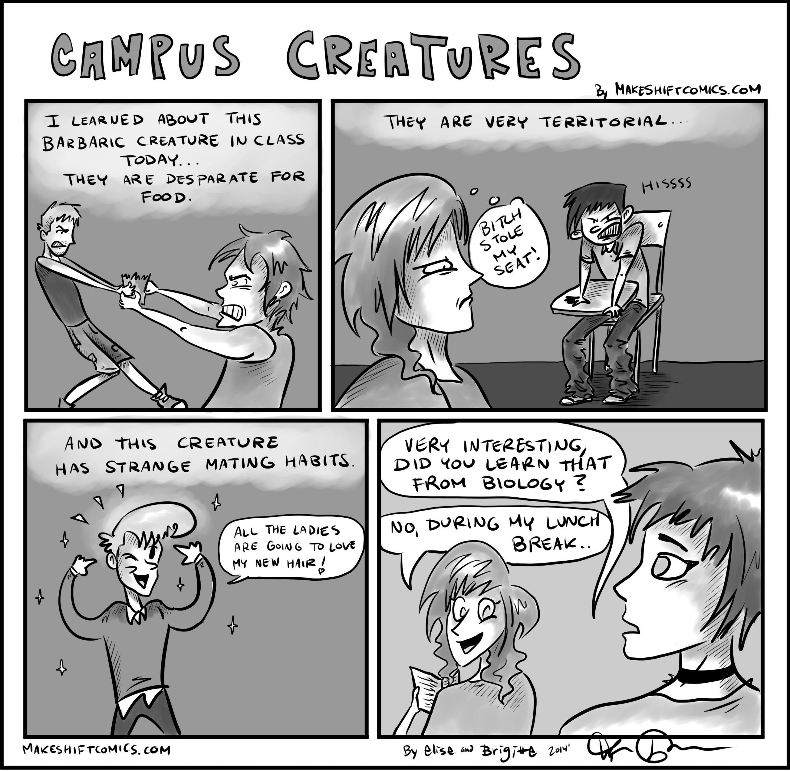 Campus Creatures