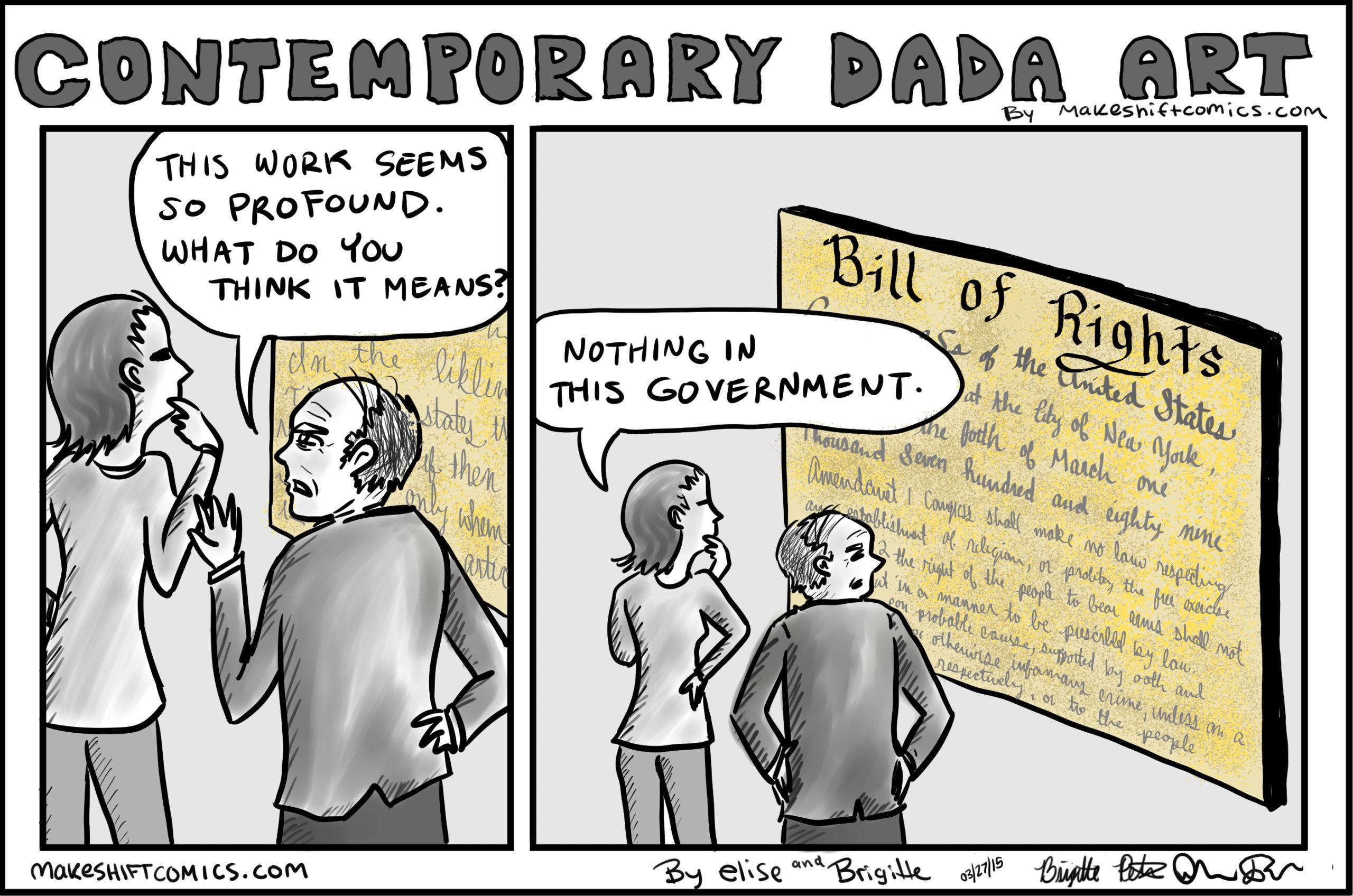 Contemporary Dada Art