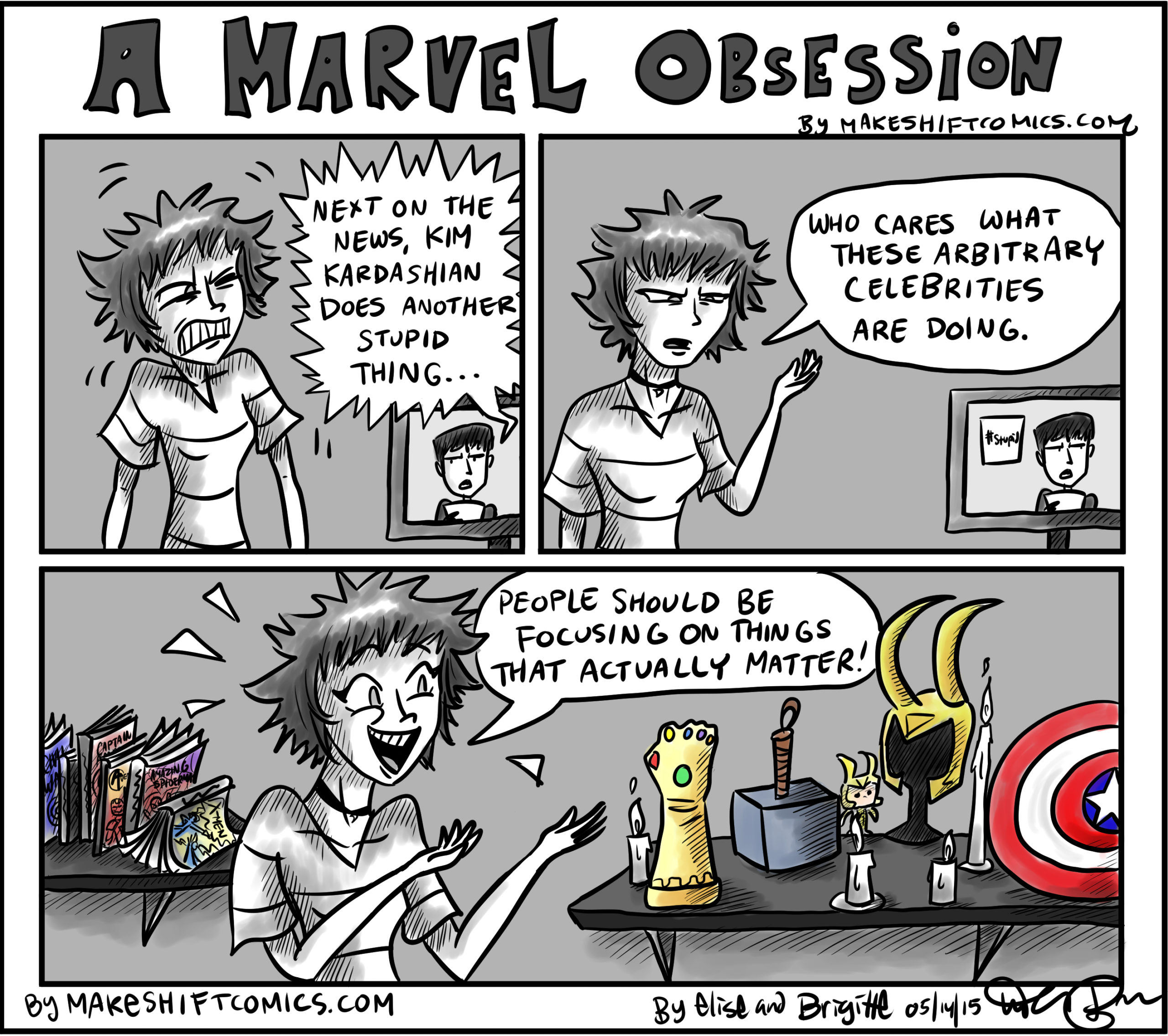 A Marvel Obsession