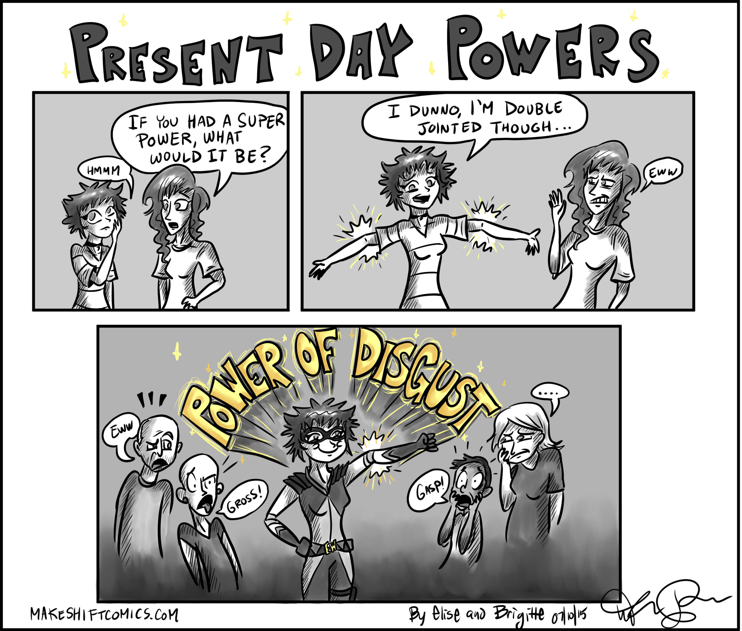 Present Day Powers