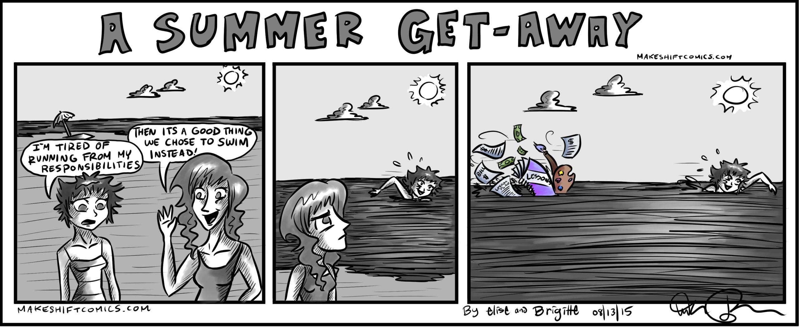 A Summer Get-Away