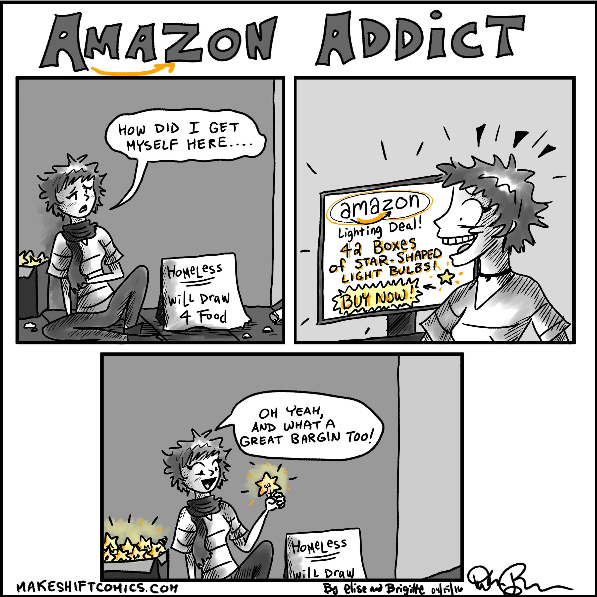 Amazon Addict