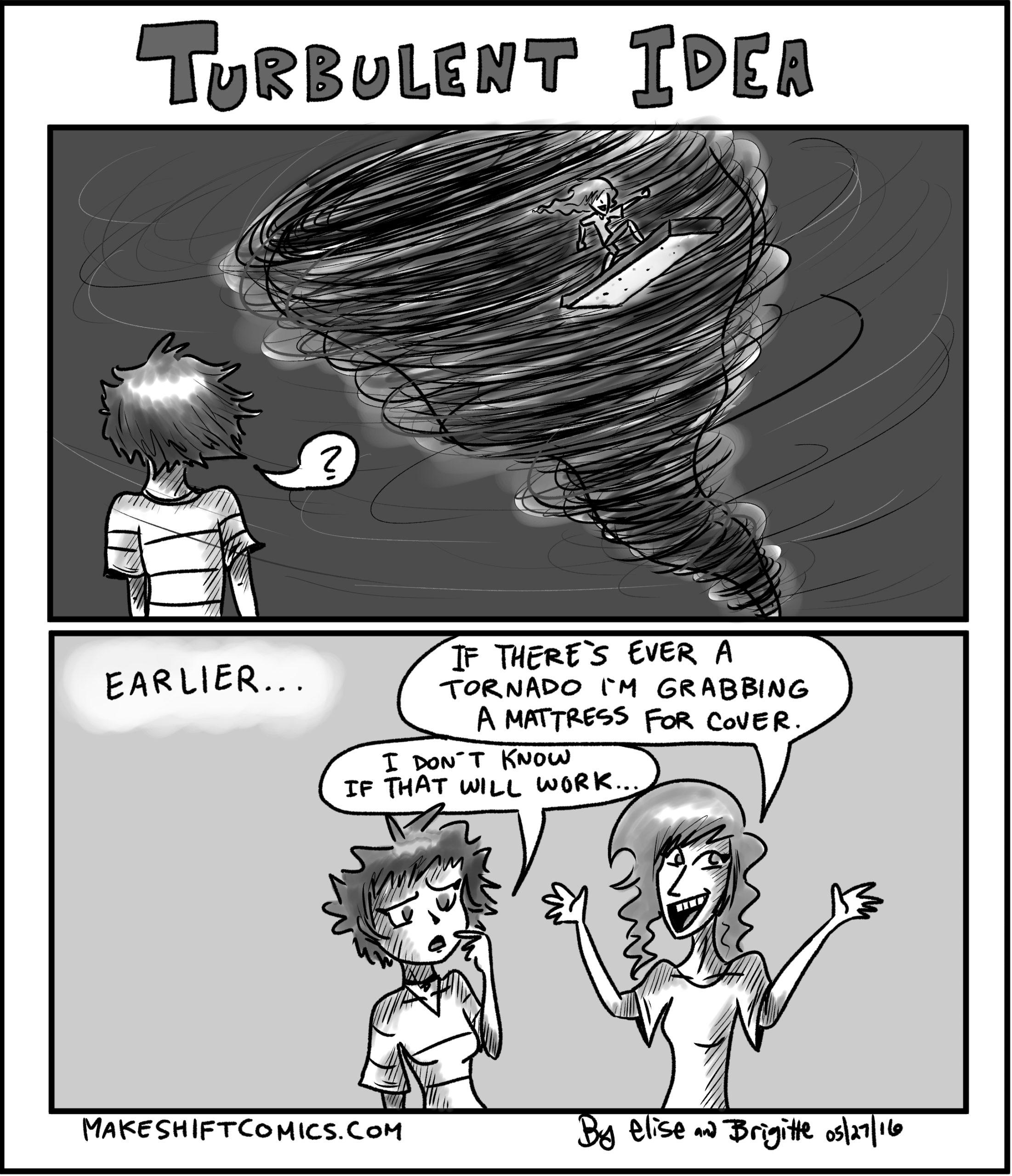Turbulent Idea