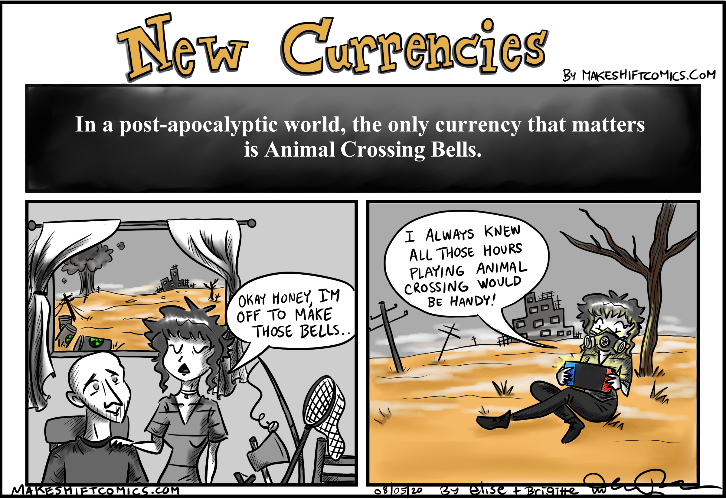 New Currencies